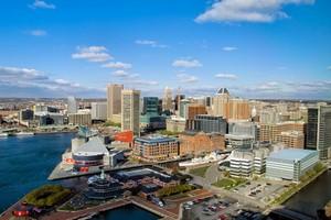 Autoverhuur Baltimore