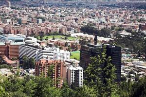 Autoverhuur Bogota
