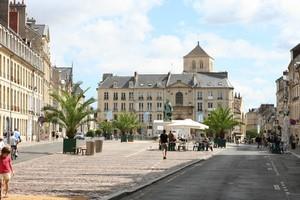 Autoverhuur Caen