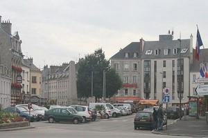 Autoverhuur Cherbourg