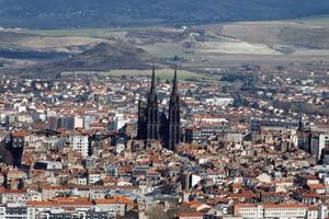 Autoverhuur Clermont Ferrand