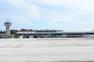 Korfu Luchthaven