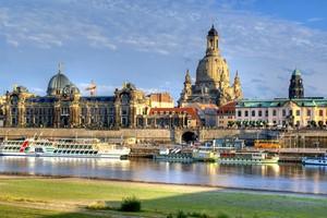 Autoverhuur Dresden