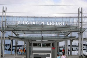 Autoverhuur Erfurt Luchthaven