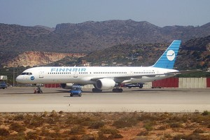 Kreta Chania Luchthaven
