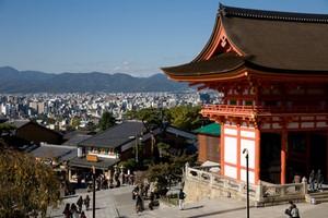 Autoverhuur Kyoto