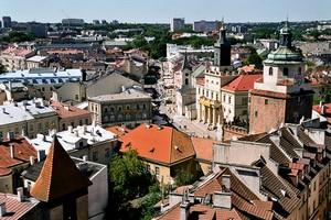 Autoverhuur Lublin