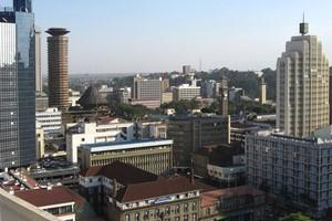 Autoverhuur Nairobi
