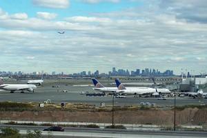Autoverhuur Newark Luchthaven