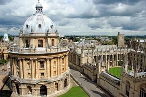 Autoverhuur Oxford