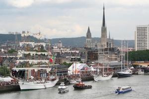 Autoverhuur Rouen