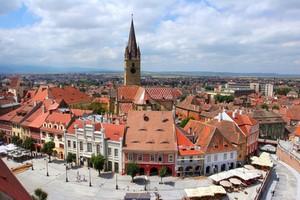Autoverhuur Sibiu