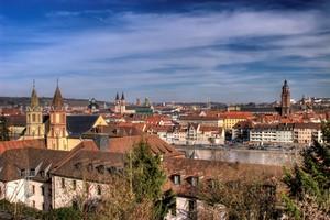 Autoverhuur Würzburg