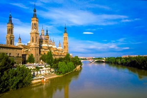 Autoverhuur Zaragoza